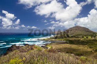 Südküste von Oahu, Hawaii