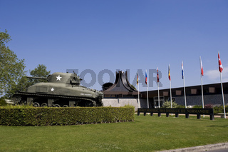 Musee memorial de la Bataille de Normandie