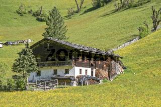 Bergbauernhof in Südtirol