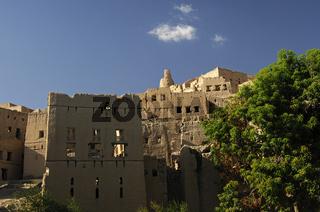 Dorf Birkat al Mawz, Oman