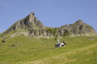 Kapelle mit Schülberg