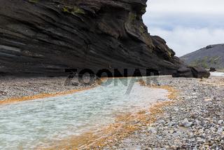 River Kerlingarfjoll Iceland