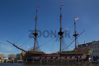 Nachbau der Amsterdam