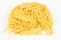uncooked Fettuccine