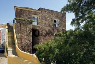 Historisches Gebäude, Silves, Portugal