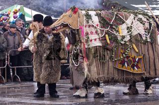 Kuker festival Pernik, Bulgaria