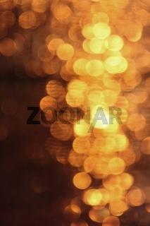 Abstrakter Hintergrund, Goldregen, abstract photo