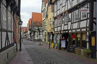 Historic town center