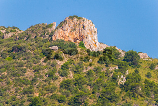 Berglandschaft, Cala Millor, Mallorca