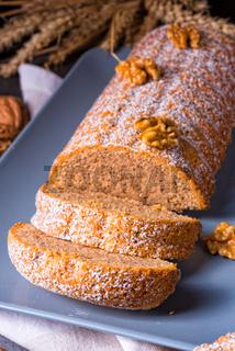 Amaranth cake gluten free