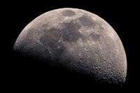Mond 23.03.2010 hochauflösend
