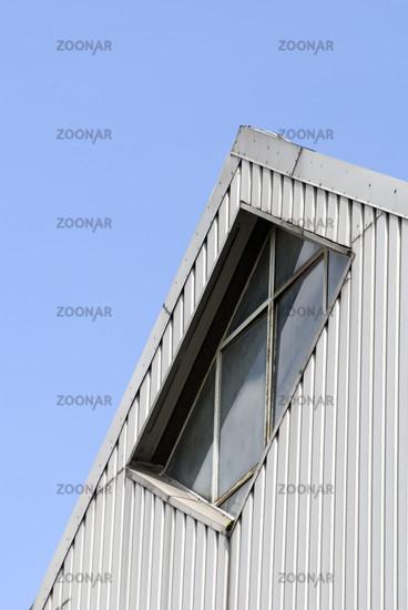 Aluminium frontage