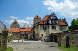 Kulturcampus Domaene Marienburg bei Hildesheim