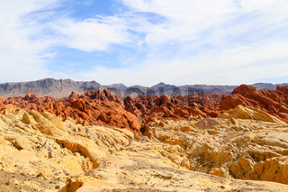 Valley of Fire with the Fire Canyon