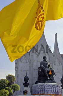 Statue von Rama III.