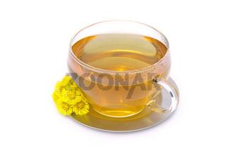 Tee Huflattich