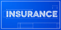 blueprint concept Insurance