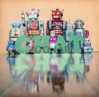 chat robots