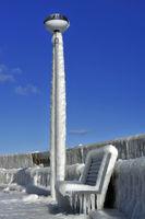 Icy port