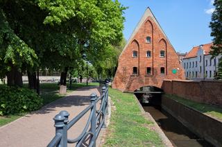 Small Mill in Gdansk
