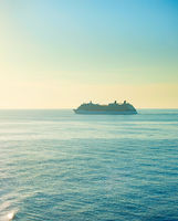 Luxur sea cruise