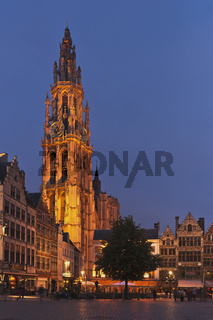 Liebfrauenkathedrale Antwerpen | The Cathedral of Our Lady, Antw
