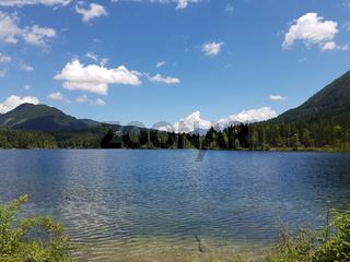 Hintersee, Ramsau, Bergsee, Oberbayern