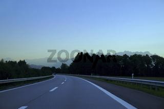 Autobahn A 13, Schweiz