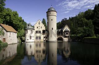 Water castle Mespelbrunn, Spessart