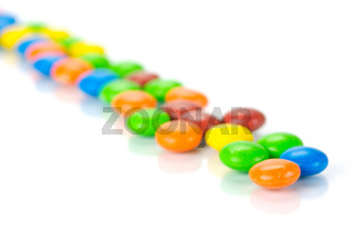 Chocolated Coated Candy