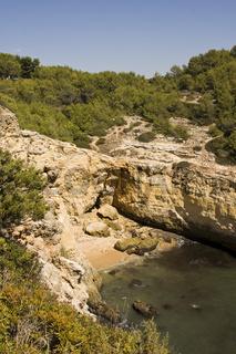 Einsame Bucht, Algarve Portugal / Lonely Bay