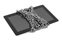 Touchpad pc and chain