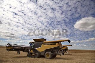 Harvest saskatchewan Canada