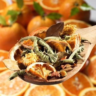 Früchtetee Orange