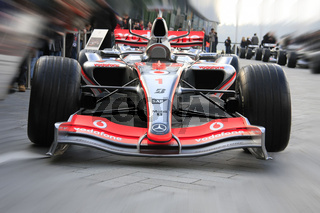 McLaren - Mercedes Benz