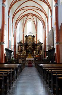 Sankt Salvator Basilika, Prüm