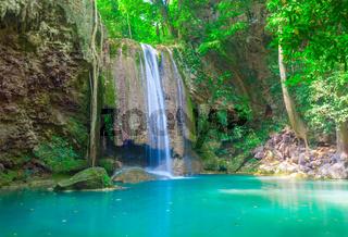 Erawan Waterfall