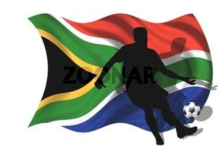 Fussball Südafrika