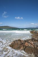 Rocky Coast, Luskentyre Peninsula, Isle of Harris