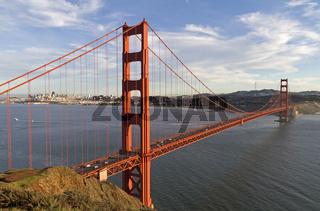 Golden Gate Bridge Kalifornien, USA