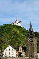 Marksburg and Church