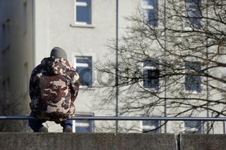 Teenager in der Stadt - Teenager in the city