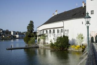Schloss Orth in Gmunden, Oberösterreich, Österreich