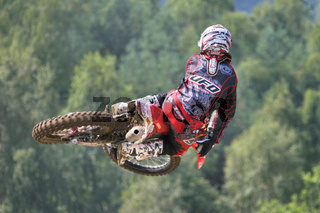 Motocross in Loket