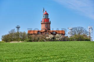 Leuchtturm Buk in Bastorf, Deutschland