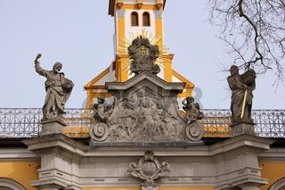 Kloster Neuzelle. monastery neuzelle.