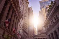 New York Finacial District