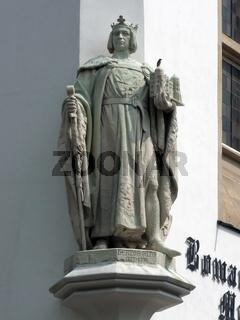 Herzog Otto der Strenge Gründer der Stadt Celle