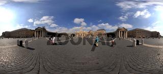 360° Vatican Panorama