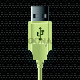 USB grey cable